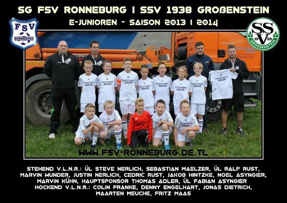 Team 2013 / 2014