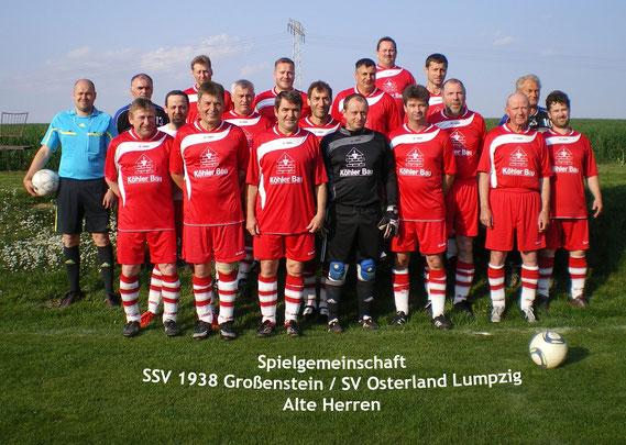 Alte Herren 2014