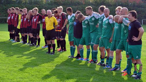 Gegen den FSV Gößnitz musste für die Entscheidung die Elfmeterlotterie herhalten. Das bessere Ende hatte dabei der Gast und zieht in die nächste Pokalrunde ein.