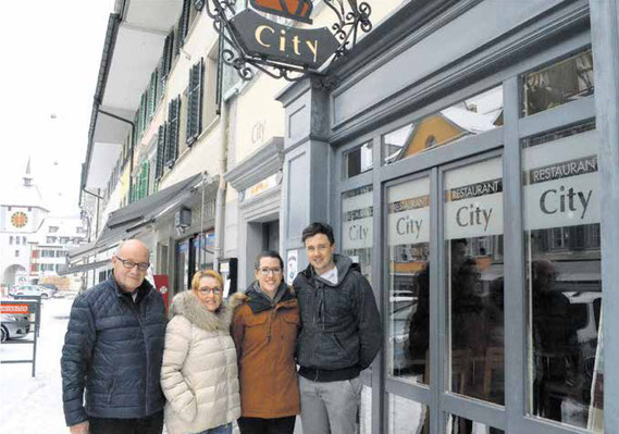 Café City Lounge Willisau Luzern Piadina Kaffee Restaurant