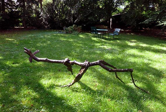 Amador Vallina Sculpture Garden