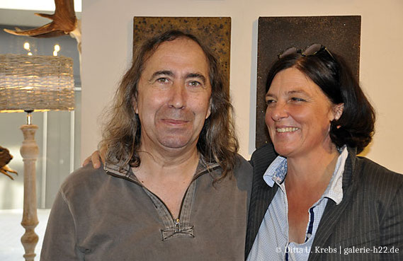 Amador Vallina und Dorothee Mollenkopf (Gordon Hundeladen)