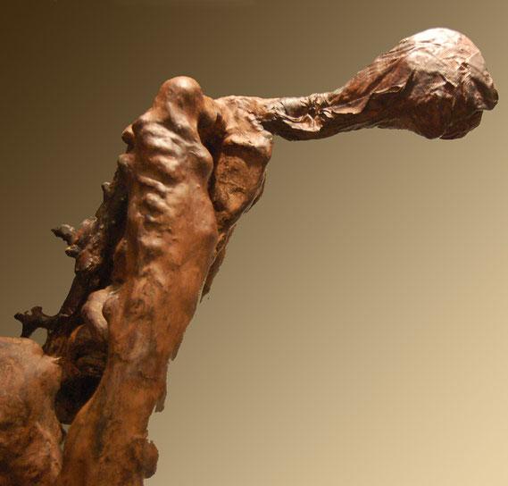 Amador Vallina: Langfinger | Skulptur - Escultura - Sculpture