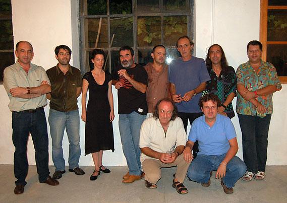Sollerics (1): Künstler der Ausstellung
