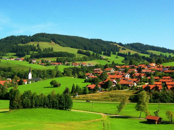 Missen mit Ortsteil Kreuzwiesen
