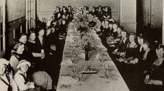 1921年10月創立記念会