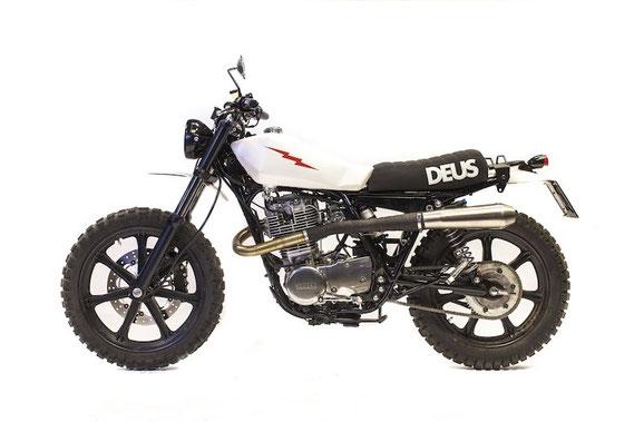 Yamaha by SR400 by Deus Ex Machina