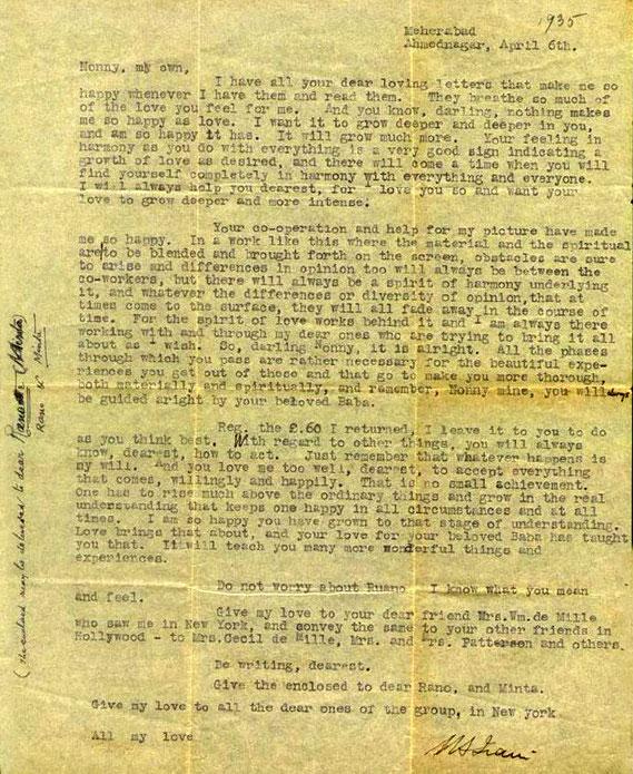 6th April 1935
