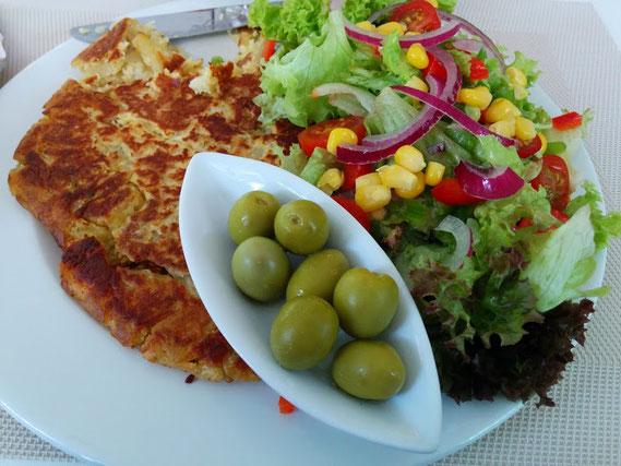 Vegane Tortilla - das beste Essen aller Zeiten
