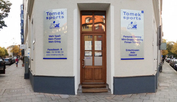 Tomek sports, personal training, fitness