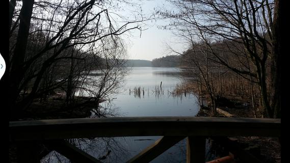 Der Grunewaldsee