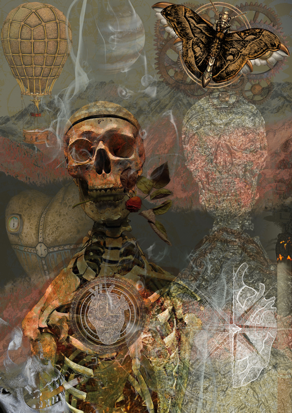 Steampunk Projekt