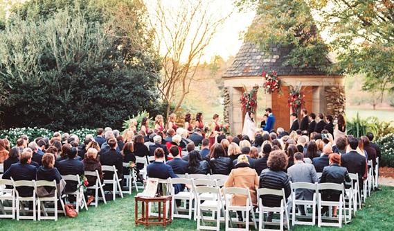 結婚式へ招待する人数