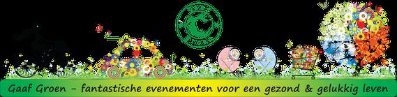 Uitgeverij Eko-Azakh promoot roman en de campagne Justdiggit op de Gaaf Groen Beurs, op zondag 3 mei 2015 in de Hortus van Alkmaar