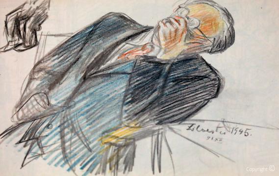 Erwin Bowien (1899 - 1972): Hanns Heinen an Sylvester 1945