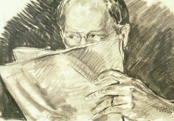 Erwin Bowien (1899-1972): Der Journalist Hanns Heinen, 1931
