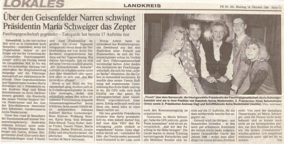 (Quelle: GZ 18. Oktober 1993)