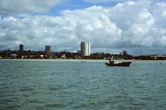 Atlantik, Überquerung, Segeltörn, Maceio, Reisebericht, Reiseblog, Atlantik, Überquerung, Segeltörn, von Senegal nach Brasilien, Küste, hafen