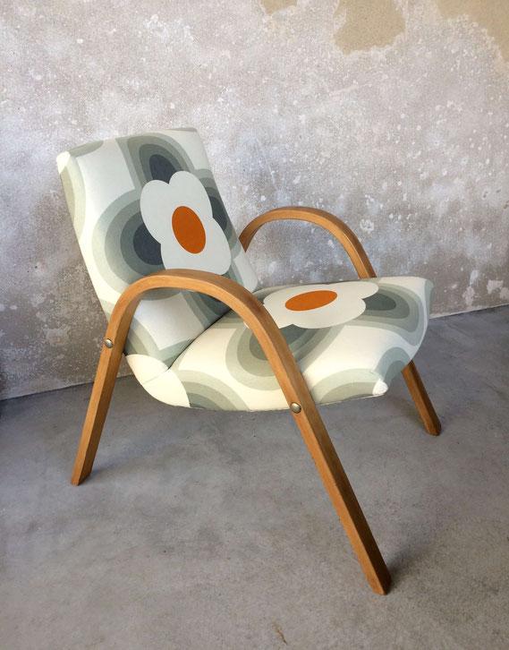 fauteuil Steiner, Orla Kiely