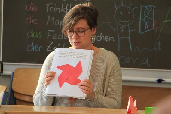 Origami Didaktik Freiburg 2016