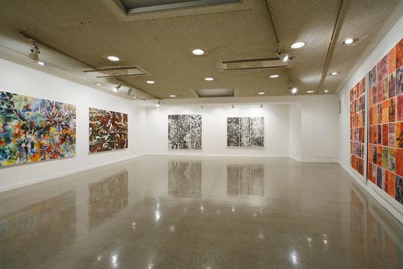 永井雅人展 2007年
