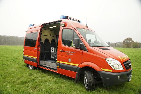 ELW Freiwillige Feuerwehr Börnsen