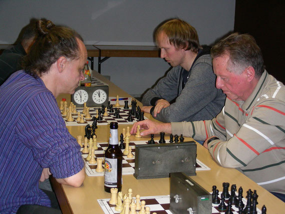 Links der Sieger: Joachim Kugelmann