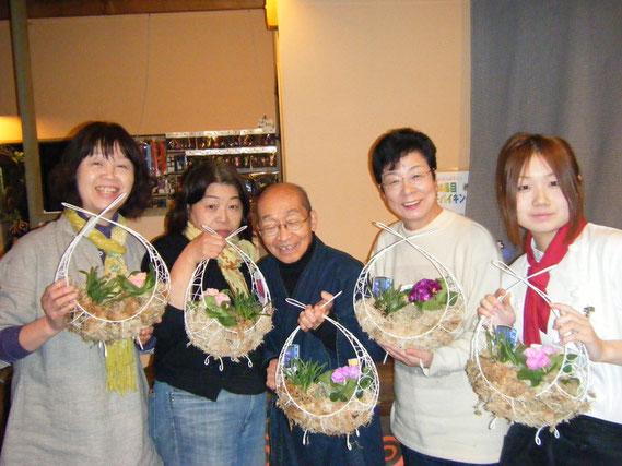 2010年2月 みんな若い!