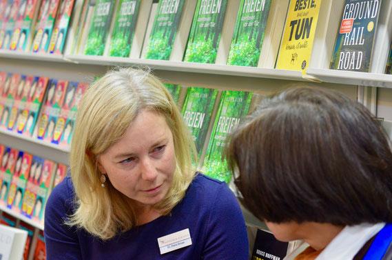 Dr. Petra Gropp, S. Fischer Verlag