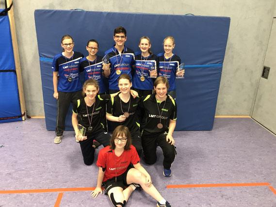 Die Talente des TSV Schwarzenbek räumten bei den Landesmeisterschaften der Mädchen und Jungen sowie der Schülerinnen und Schüler A in Wasbek ordentlich ab, gewannen dabei insgesamt viermal Gold, viermal Silber und fünfmal Bronze.