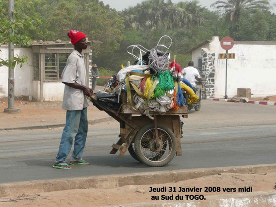 Deux photos entre autres. Le Togo ne se résume pas à ces images !