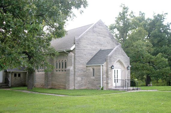 wedding chapel, community room
