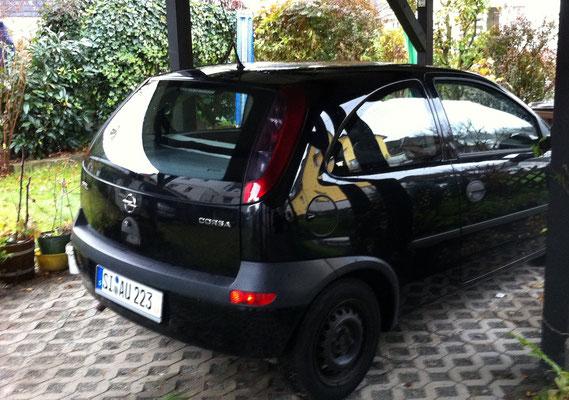 Mein Opel Corsa C