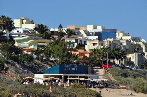 Costa Calma, Strandbude Aureola