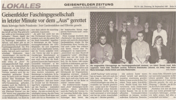 (Quelle: GZ 30. September 1997)