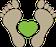 Logo, Fachfußpflege, Karlsfeld