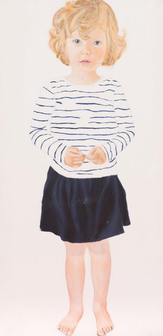 Nora, Oil on canvas, 2013