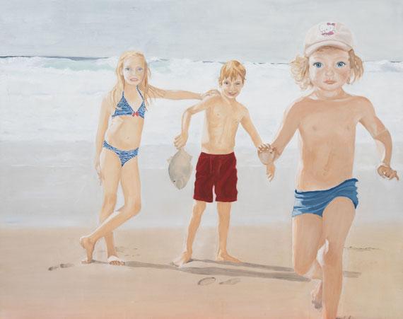 France Atlantic, Oil on Canvas, 2013