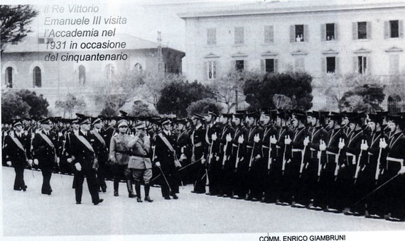 IL RE 1931 PER IL CINQUANTENARIO