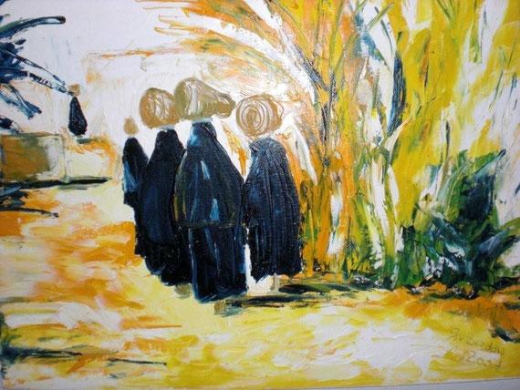 Das Bild ist von der Künstlerin Regine von Bredow