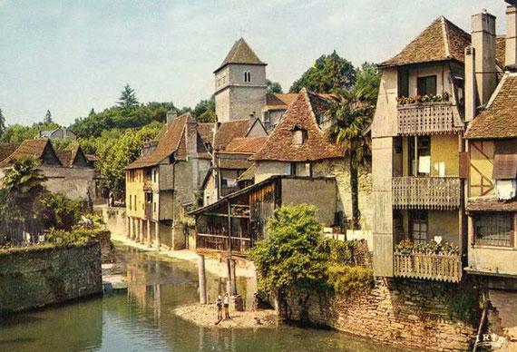 Chemins de st jacques 2 centrecultureldupaysdorthe - Saint jean pied de port saint jacques de compostelle ...