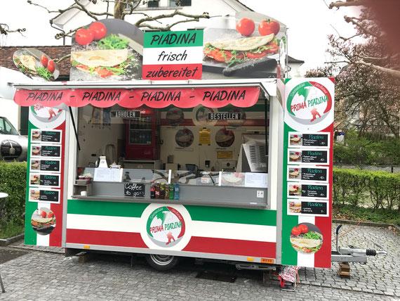 foodtruck, imbisswagen, veranstaltungen, streetfood, piadina, romagnola, frisch, chilbi, italianfood,  catering, geburtstagsfest