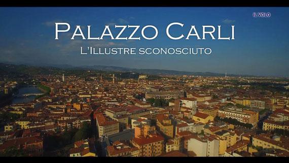 Prima assoluta a Palazzo Carli, Viar Roma, Verona, il 20 dicembre 2016