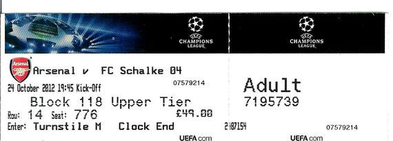 Arsenal 24.10.2012
