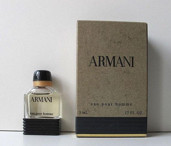 ARMANI - ARMANI EAU POUR HOMME 5 ML