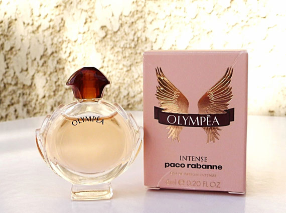 3)  2017 - OLYMPEA INTENSE - EAU DE PARFUM INTENSE 6 ML