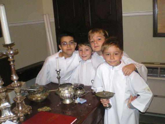 JOSEF,MATTEO,FEDERICO E FILIPPO