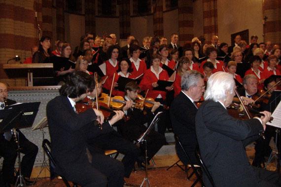 Concerto del Ventennale del Coro S. Giacomo di Piumazzo; Sabato 22 Maggio 2010;