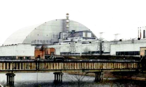 I 2019, 33 år efter atomulykken er atomreaktoren i Tjernobyl blevet forsynet med et nyt beskyttelseshylster