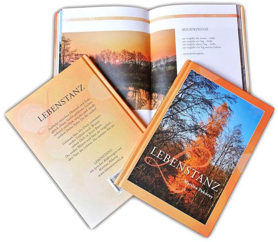 Lebenstanz, das Buch